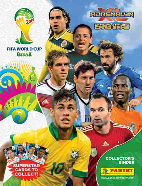 Album na karty World Cup 2014