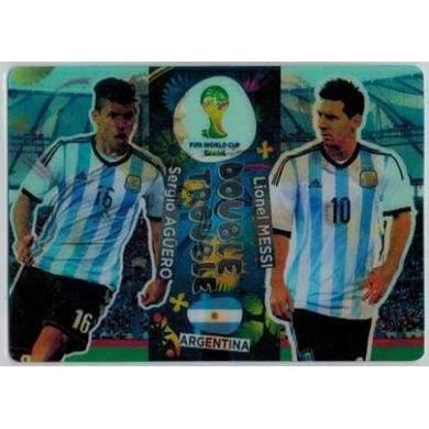 Sergio Aguero / Lionel Messi