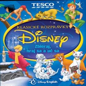 Tesco - Klasické pohádky Disney