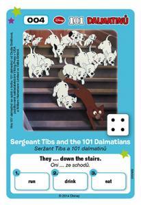 Seržant Tibs a 101 dalmatinů