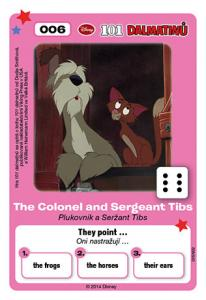 Plukovník a seržant Tibs