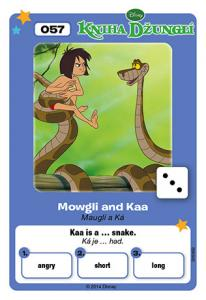 Mauglí a Ká