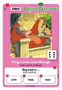 Král Ludvík a Mauglí