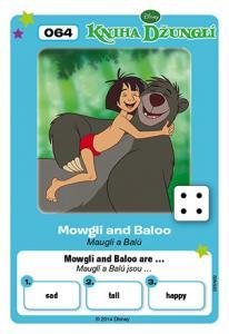 Mauglí a Balú