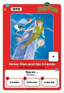 Petr Pan a jeho přátelé