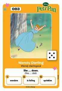 Wendy Darlingová