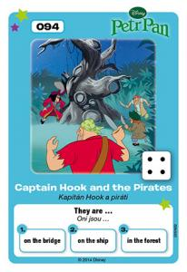 Kapitán Hook a piráti