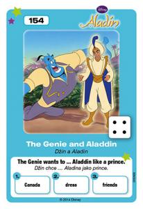 Džin a Aladin