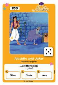 Aladin a Džafar