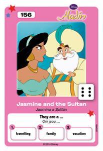 Jasmína a Sultán