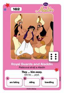 Palácová stráž a Aladin
