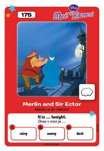 Merlin a Sir Hektor