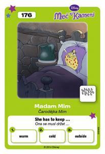 Čarodějka Mim