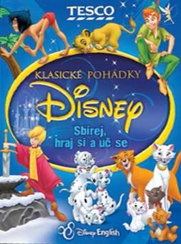 Album Klasické pohádky Disney