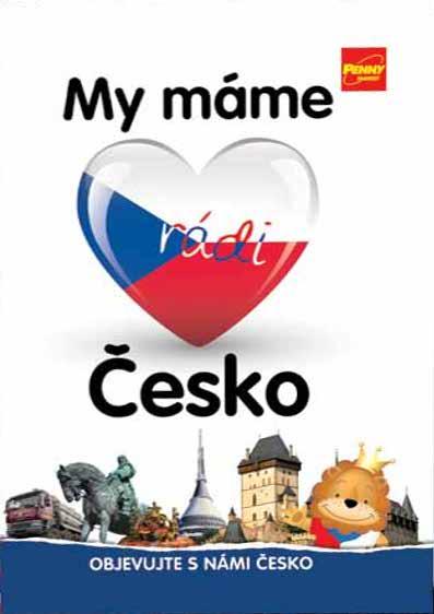 Album My máme rádi Česko