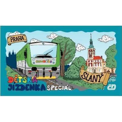 Speciál - Praha-Slaný