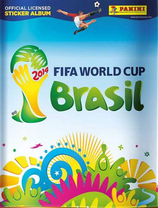 Album FIFA World Cup 2014 Brasil