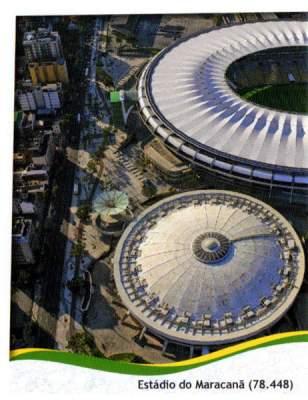 Estádio Maracanã - Rio de Janeiro (1/2)