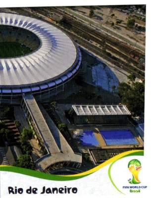 Estádio Maracanã - Rio de Janeiro (2/2)