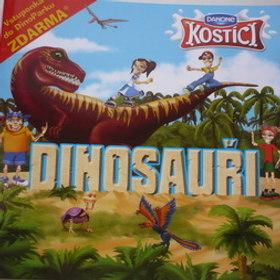 Kostíci - Dinosauři