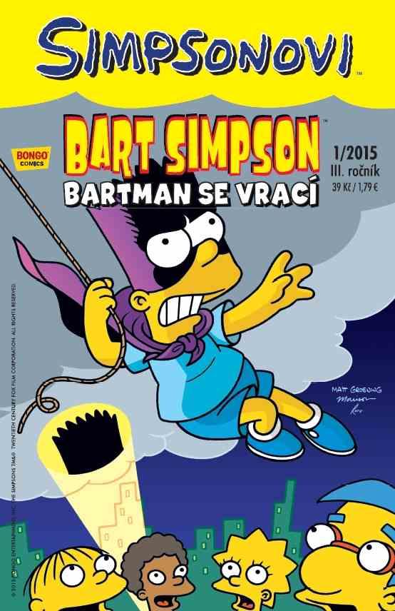 Bartman se vrací