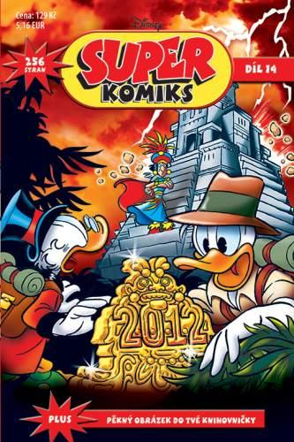Super komiks - Díl 14