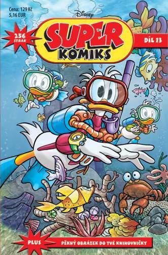 Super komiks - Díl 13