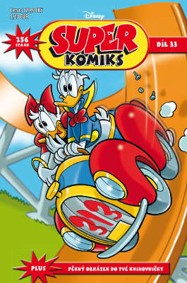 Super komiks - Díl 33