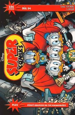 Super komiks - Díl 34