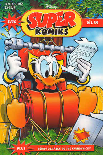 Super komiks - Díl 39