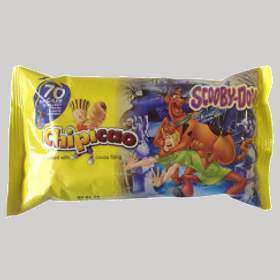 Chipicao Scooby-Doo žetony