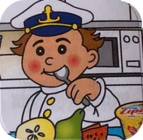 Kapitán Lipánek jí ovoce
