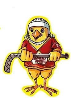 Kuře hokejista