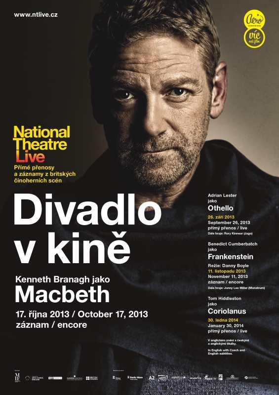 Divadlo v kině: Macbeth