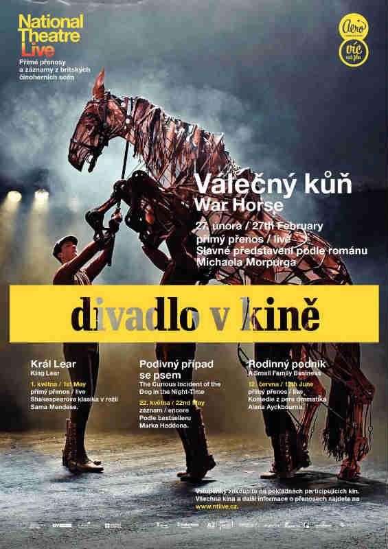 Divadlo v kině: Válečný kůň