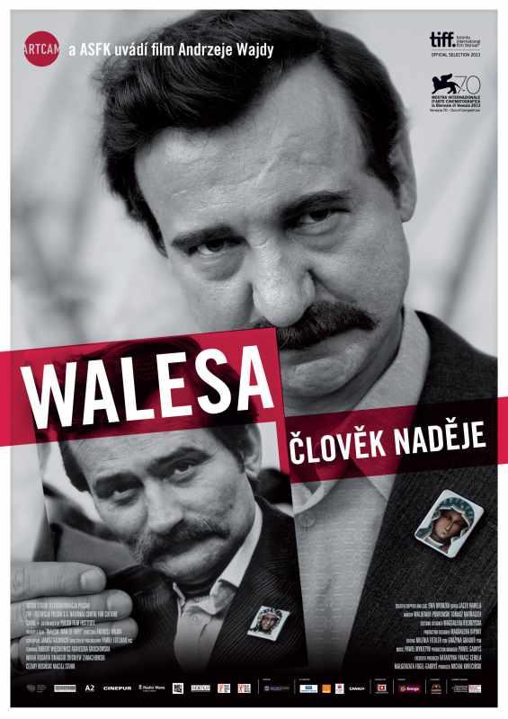 Walesa: člověk naděje