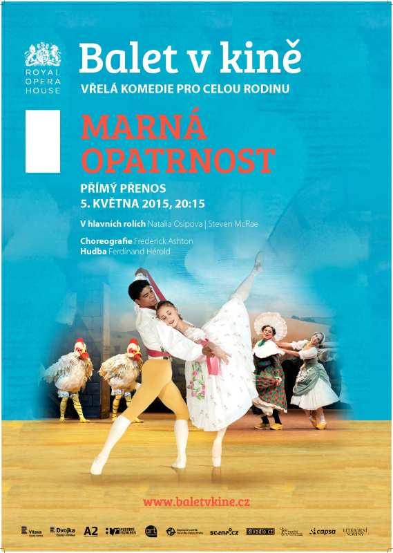 Balet v kině: Marná opatrnost