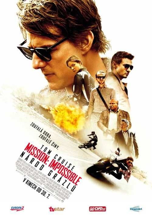 Mission Impossible – Národ grázlů