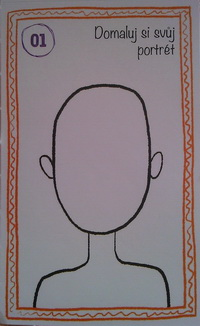Domaluj si svůj portrét