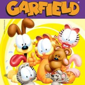 Chipicao Garfield samolepky