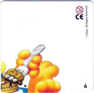 Garfield se přejídá (2/4)