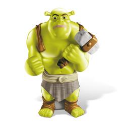 Shrek s palicí