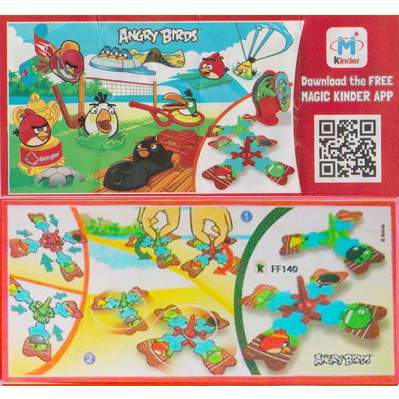 Angry Birds - Káča