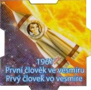1961 První člověk ve vesmíru