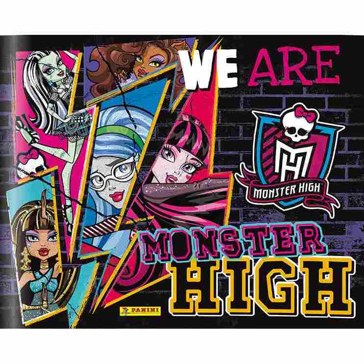 Album We Are Monster High
