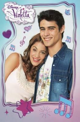 Violetta a Tomas