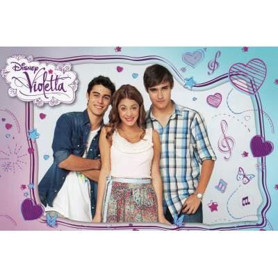 Tomas, Violetta a Leon