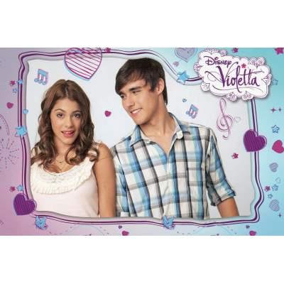 Violetta a Leon