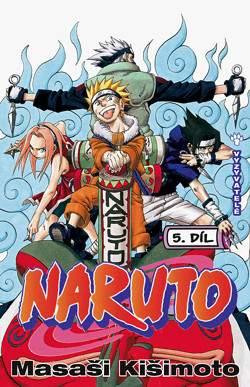 Naruto 5: Vyzyvatelé