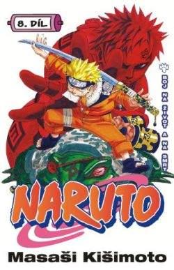 Naruto 8: Boj na život a na smrt